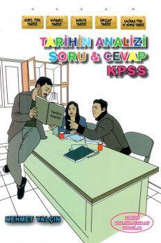 Mehmet Yalçın KPSS Tarihin Analizi Soru ve Cevap