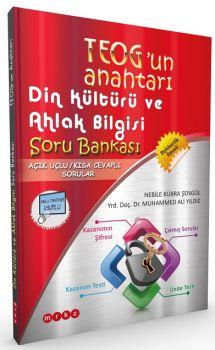 Merkez Yayınları 8. Sınıf TEOG\'un Anahtarı Din Kültürü ve Ahlak Bilgisi Soru Bankası