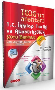 Merkez Yayınları 8. Sınıf TEOG\'un Anahtarı T.C. İnkılap Tarihi ve Atatürkçülük Soru Bankası