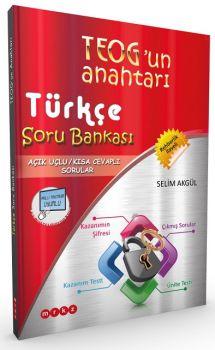 Merkez Yayınları 8. Sınıf TEOG?un Anahtarı Türkçe Soru Bankası