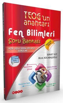 Merkez Yayınları 8. Sınıf TEOG\'un Anahtarı Fen Bilimleri Soru Bankası