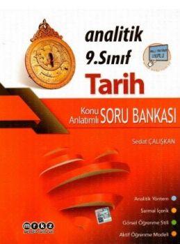 Merkez Yayınları 9. Sınıf Analitik Tarih Konu Anlatımlı Soru Bankası