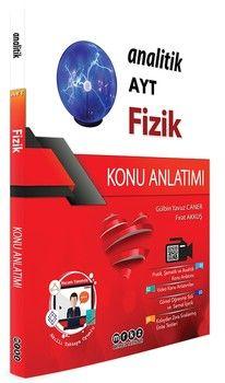 Merkez Yayınları AYT Fizik Analitik Konu Anlatımı