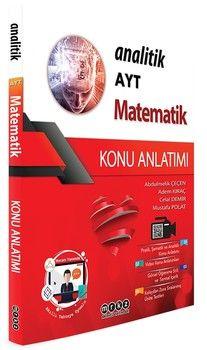 Merkez Yayınları AYT Matematik Analitik Konu Anlatımı