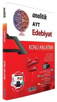 Merkez Yayınları AYT Edebiyat Analitik Konu Anlatımı