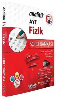 Merkez Yayınları AYT Fizik Analitik Soru Bankası