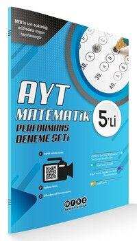 Merkez Yayınları AYT Matematik Özel 5 li Performans Deneme Seti