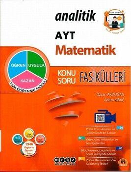 Merkez Yayınları AYT Matematik Analitik Konu Fasikülleri