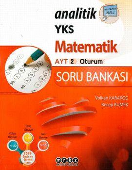 Merkez Yayınları AYT Analitik Matematik Soru Bankası