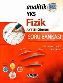 Merkez Yayınları AYT Analitik Fizik Soru Bankası
