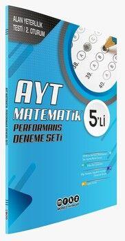 Merkez Yayınları AYT Matematik 5 li Performans Deneme Seti