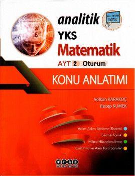 Merkez Yayınları AYT Analitik Matematik Konu Anlatımlı