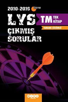 Merkez Yayınları LYS Çıkmış Sorular TM Tek Kitap