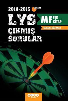Merkez Yayınları LYS Çıkmış Sorular MF Tek Kitap