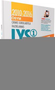 Merkez Yayınları LYS 1 Çıkmış Sorularıyla Tamamı Çözümlü 5 Deneme 2010-2016