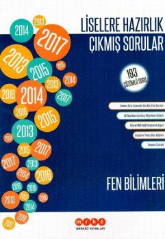 Merkez Yayınları Liselere Hazırlık Fen Bilimleri 193 Çözümlü Çıkmış Sorular