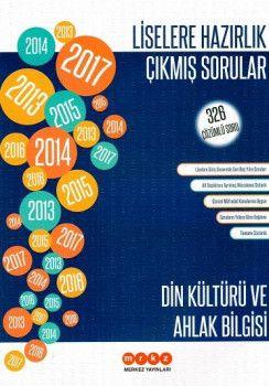 Merkez Yayınları Liselere Hazırlık Din Kültürü ve Ahlak Bilgisi 326 Çözümlü Çıkmış Sorular
