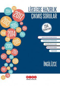 Merkez Yayınları Liselere Hazırlık İngilizce 234 Çözümlü Çıkmış Sorular