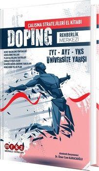 Merkez Yayınları Rehberlik Doping Çalışma Stratejileri El Kitabı