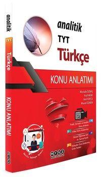 Merkez Yayınları TYT Türkçe Analitik Konu Anlatımı