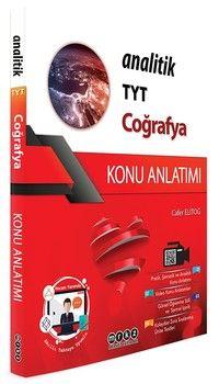 Merkez Yayınları TYT Coğrafya Analitik Konu Anlatımı