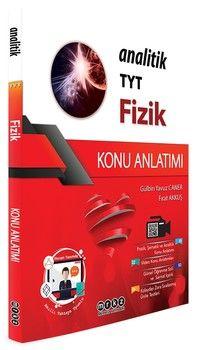 Merkez Yayınları TYT Fizik Analitik Konu Anlatımı