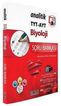 Merkez Yayınları TYT AYT Biyoloji Analitik Soru Bankası