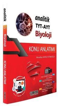 Merkez Yayınları TYT AYT Biyoloji Analitik Konu Anlatımı