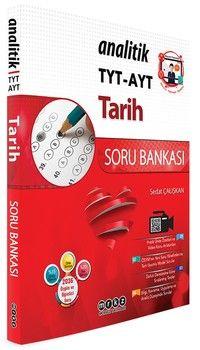 Merkez Yayınları TYT AYT Tarih Analitik Soru Bankası