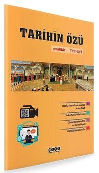 Merkez Yayınları TYT AYT Analitik Tarihin Özü