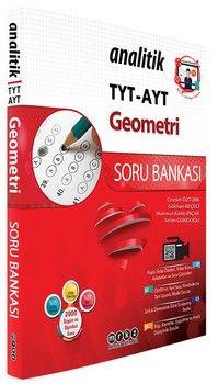 Merkez Yayınları TYT AYT Geometri Analitik Soru Bankası