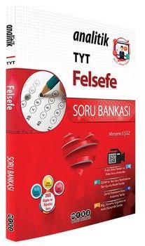 Merkez Yayınları TYT Felsefe Analitik Soru Bankası