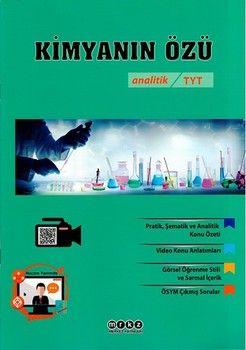 Merkez Yayınları TYT Analitik Kimyanın Özü
