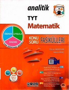 Merkez Yayınları TYT Matematik Analitik Konu Soru Fasikülleri