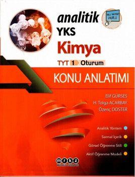 Merkez Yayınları TYT Analitik Kimya Konu Anlatımı
