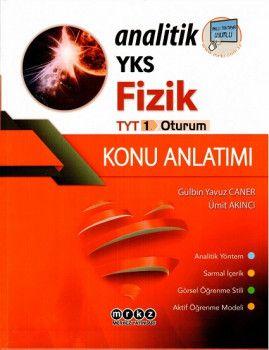 Merkez Yayınları TYT Analitik Fizik Konu Anlatımı