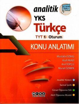 Merkez Yayınları TYT Analitik Türkçe Konu Anlatım