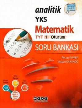 Merkez Yayınları TYT Analitik Matematik Soru Bankası