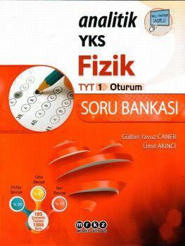 Merkez Yayınları TYT Analitik Fizik Soru Bankası