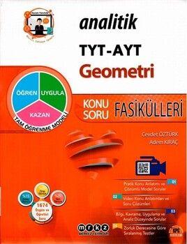 Merkez Yayınları TYT AYT Geometri Analitik Konu Anlatımlı Soru Bankası Fasikülleri