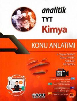 Merkez Yayınları TYT Kimya Analitik Konu Anlatımı