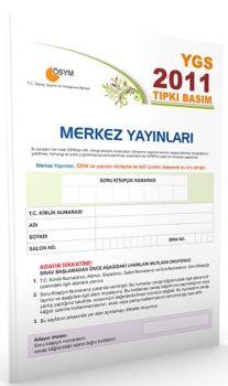 Merkez Yayınları YGS 2011 ÖSYM Tıpkı Basım Deneme