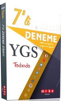 Merkez Yayınları YGS Tadında 7 li Deneme