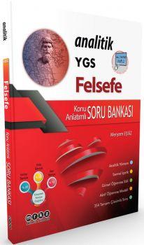 Merkez Yayınları YGS Analitik Felsefe Konu Anlatımlı Soru Bankası