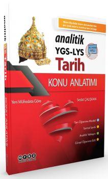 Merkez Yayınları YGS LYS Analitik Tarih Konu Anlatımı