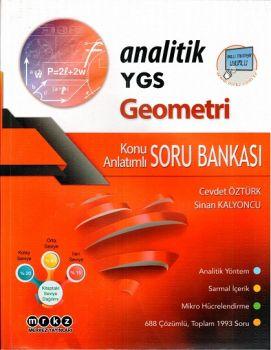 Merkez Yayınları YGS Analitik Geometri Konu Anlatımlı Soru Bankası