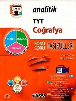 Merkez YayınlarıTYT Coğrafya Analitik Konu Anlatımlı Soru Bankası Fasiküllleri