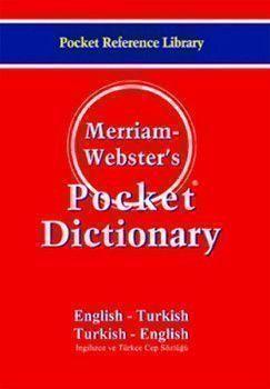 Merriam Webster's Pocket Dictionary Cep Boy