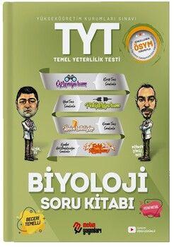 Metin Yayınları 2021 TYT Biyoloji Soru Kitabı