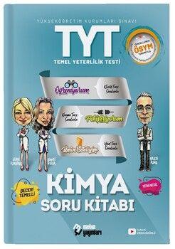 Metin Yayınları 2021 TYT Kimya Soru Kitabı